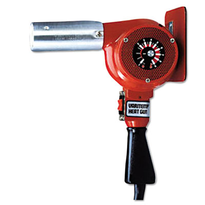 Varitemp heat gun, 120v 14.5 amp, max temp: 1000?f, sold as 1 each