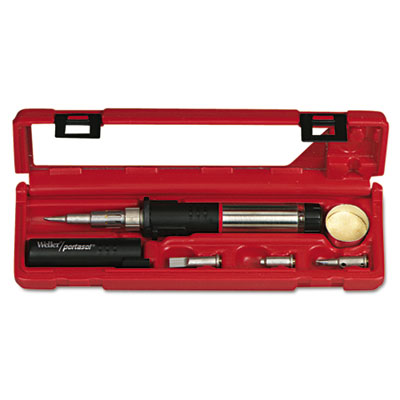 Portasol self-igniting soldering iron kit, butane, sold as 1 kit