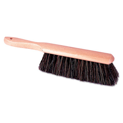 """Counter duster, 8"""""""", gray, tampico fill, medium, sold as 1 each"""
