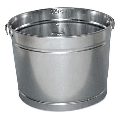 Galvanized pail, 5qt, sold as 12 each