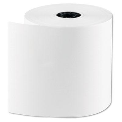 "Registrolls point-of-sale rolls, 3"" x 165', white, sold as 1 carton, 30 each per carton"