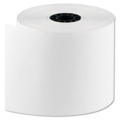 "Registrolls thermal point-of-sale rolls, 2 1/4"" x 200', white, sold as 1 carton, 40 each per carton"
