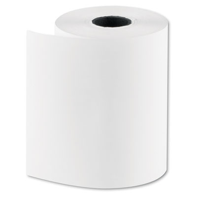 "Registrolls thermal point-of-sale rolls, 2 1/4"" x 80 ft, white, 48/carton, sold as 1 carton, 48 each per carton"