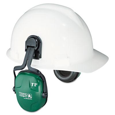 Thunder cap-mounted earmuffs, sold as 1 each