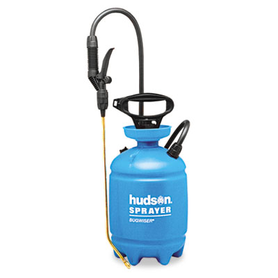 Bugwiser poly sprayer, 2 gallon, sold as 1 each