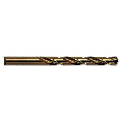 Cobalt high-speed steel drill bit, 3/8, sold as 1 each