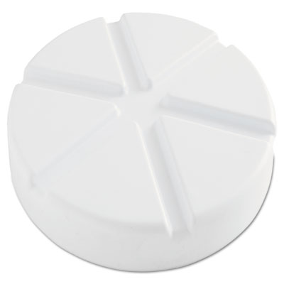 Replacement lid for water coolers, white, sold as 1 carton, 6 each per carton