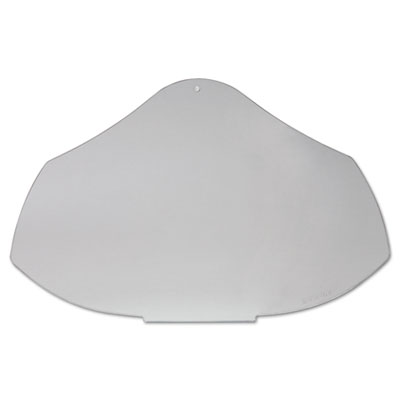 Bionic face shield replacement visor, clear, sold as 1 each