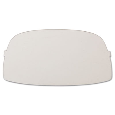 Replacement outside cover lens, clear, 10/pack, sold as 10 each