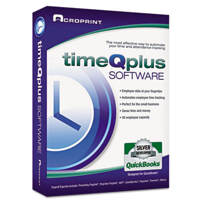 Timeqplus network software, sold as 1 each