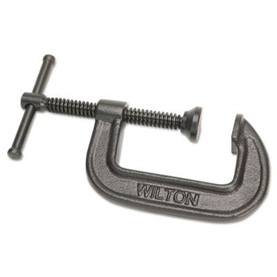Standard carriage c-clamp, 2-1/2, sold as 1 each