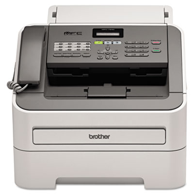 Mfc-7240 all-in-one laser printer, copy/fax/print/scan, sold as 1 each