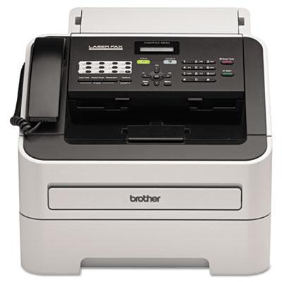Intellifax-2840 laser fax machine, copy/fax/print, sold as 1 each