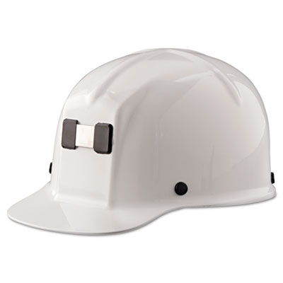 Comfo-cap protective headwear, white, sold as 1 each