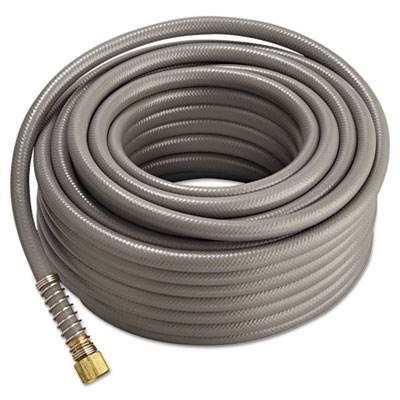 Pro-flow commercial duty hose, 5/8in x 100ft, gray, sold as 1 each