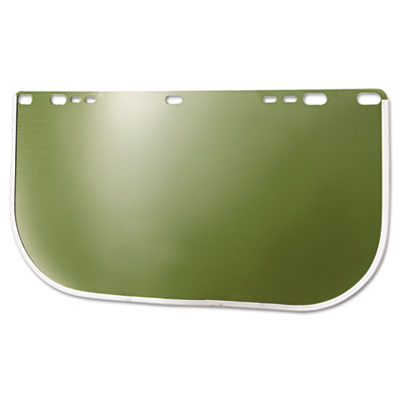 "Huntsman 8154m f30 acetate face shield, clear, 8"""" x 15.5"""" x .040, sold as 1 each"