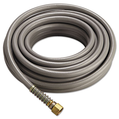 Pro-flow commercial duty hose, 5/8in x 50ft, gray, sold as 1 each