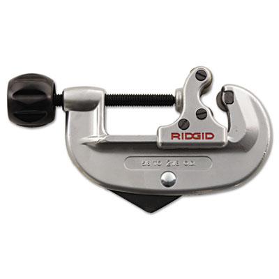 Screw feed tubing cutter, heavy-duty cutter wheel, sold as 1 each