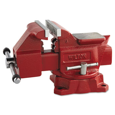"674 utility vise, 4 1/2"""" jaw width, 4"""" opening, sold as 1 each"
