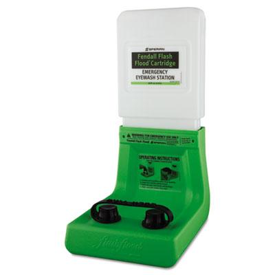Flash flood 3-minute emergency eyewash station, sold as 1 each