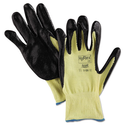 Hyflex cr ultra lightweight assembly gloves, size 11, sold as 12 pair