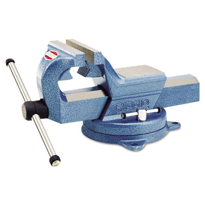 F-series swivel vise, 6in jaw, sold as 1 each