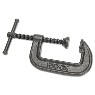 Standard carriage c-clamp, 3, sold as 1 each