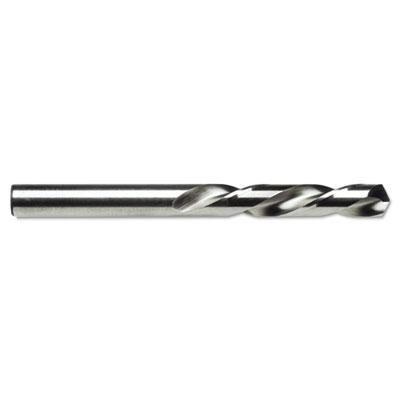 Left-hand mechanics length cobalt hss drill bit, 7/64, sold as 1 each