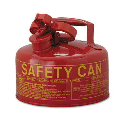 Type l safety can, 1gal, sold as 1 each