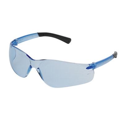 Bearkat protective eyewear, blue lens, sold as 1 each