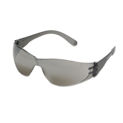 Checklite safety glasses, clear frame, indoor/outdoor lens, sold as 1 each
