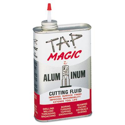 Tap magic aluminum, 16oz, w/spout top, sold as 12 each