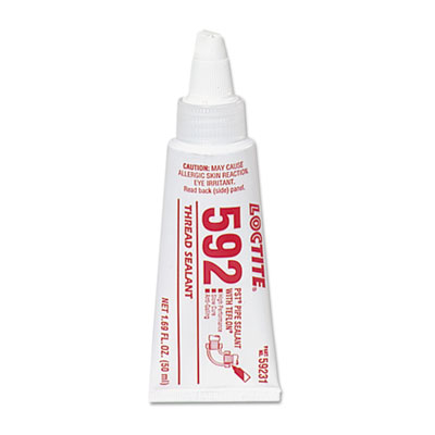 592 pst thread sealant, slow cure, 50ml, sold as 1 each