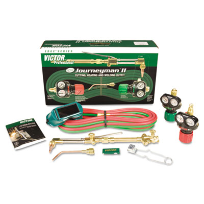 Journeyman edge welding and cutting outfit, sold as 1 each