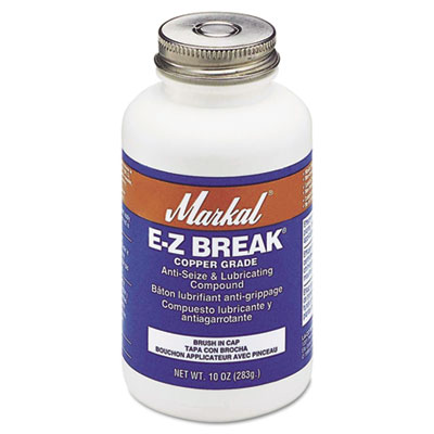 E-z break anti-seize compound, copper grade, 16oz, sold as 24 each