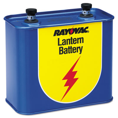 Lantern battery, 6 volt, sold as 1 each