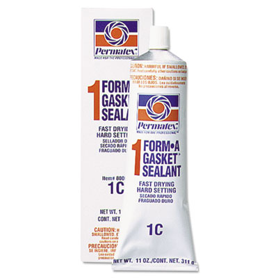 Form-a-gasket sealant, #1, 11oz tube, sold as 1 each