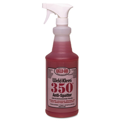 Weld-kleen 350 anti-spatter, 1qt, sold as 1 each