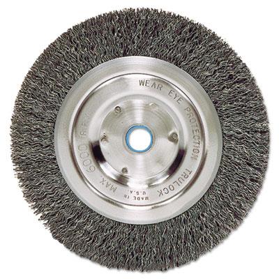 Bench grinder wheel, medium, face, sold as 1 each