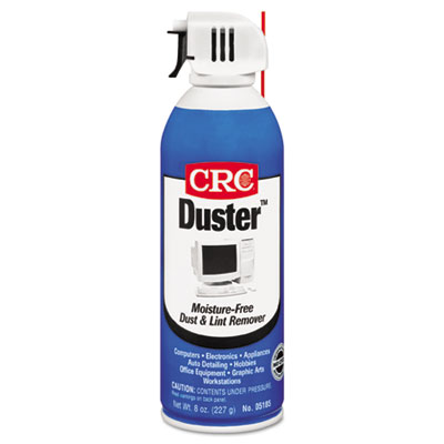 Duster moisture-free dust and lint remover, 16oz, sold as 12 each