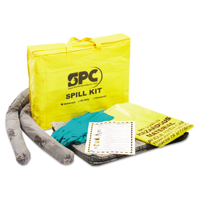 Ska-pp economy allwik spill kit, 5/carton, sold as 5 each