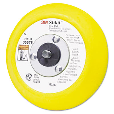 "Stikit disc pads, 5"""" x 5/16, sold as 1 each"