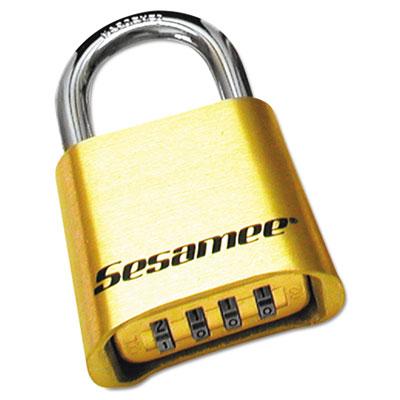 Sesame keyless padlock, sold as 1 each