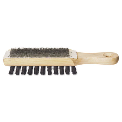 20020 combination file card and brush, sold as 1 each