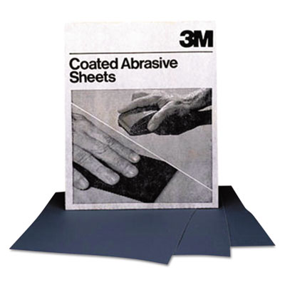 Wetordry tri-m-ite coated-paper sheets, sold as 50 sheet