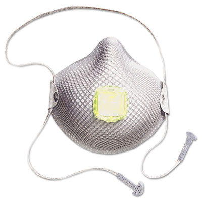 2840 series handystrap r95 particulate respirator, medium/large, sold as 10 each
