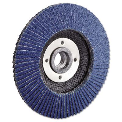 """Vortec pro abrasive flap disc, 4-1/2"""""""", 60z, 5/8""""""""-11a.h., sold as 1 each"""