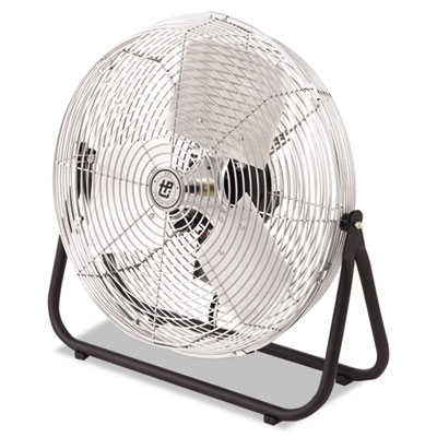 "Industrial floor fan, 18"""", 1/8hp, 3-speed, 1-phase, sold as 1 each"