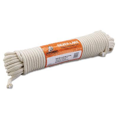 "Sash cord, 3/8"""" x 100ft, silverlake, size 12, sold as 2 each"