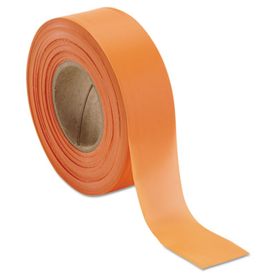 300-o flagging tape, orange, sold as 1 each